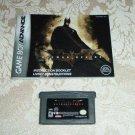 Batman Begins Game Boy Advance (GBA)