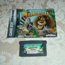 Madagascar Game Boy Advance (GBA)