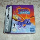 Spyro Season of Ice Game Boy Advance (GBA)