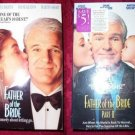 VHS - Father of the Bride and Father of the Bride II