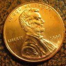 2009 P 1DC-001 Die Clash Unc.  Lincoln Cent