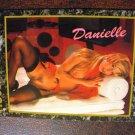 HUSTLER Trading Card 1992 #13 (Danielle)