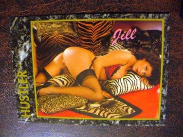HUSTLER Trading Card 1992 #19 (Jill)