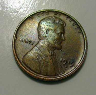 1919S Lincoln Wheat Cent