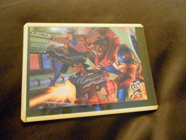 94 Fleer Ultra Jean Grey X-Men Card Limited Edition Subset 8/9