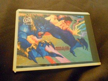 94 Fleer Ultra Jean Grey X-Men Card Limited Edition Subset 3/9