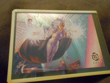 94 Fleer Ultra Jean Grey X-Men Card Limited Edition Storm Subset 1/9