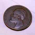 1873 SWEDEN 2 ORE Coin