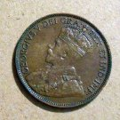 1912 Canada one cent