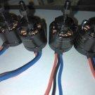 4 X SunnySky X2212 KV980 Motors