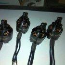 4 x RCX H2214 950KV motors