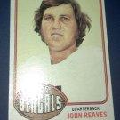 1976 Topps #329 John Reaves NM