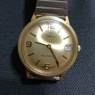 Vintage Timex Q watch with date