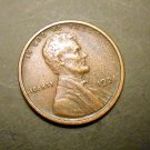 1921 S Lincoln Cent VF