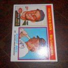 FATHER & SON (GUS BELL/BUDDY BELL) - 1976 TOPPS
