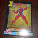 1991 Impel X-Force #3 Deadpool