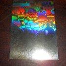 1991 IMPEL X-MEN PROMO MAGNETO HOLOGRAM ADVANCE COMICS