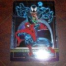 Spider-Man VS Venom 1992 Marvel Masterpieces 4-D