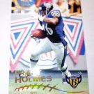 1998 Priest Holmes Rookie Card Pacific #20 Gold Foil