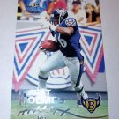 1998 Priest Holmes Rookie Card Pacific #20 Silver Foil