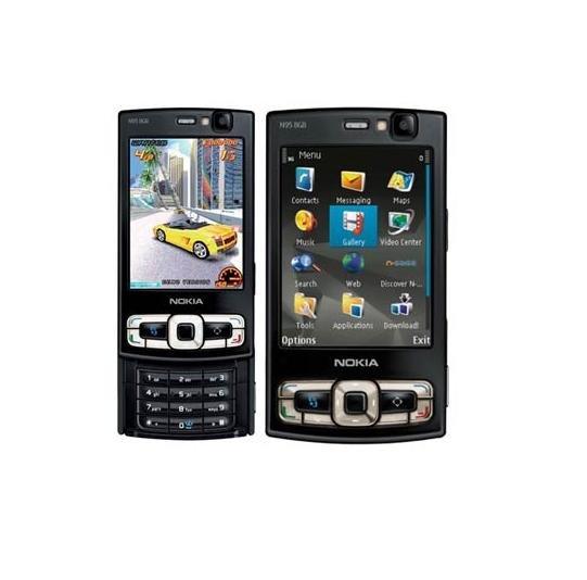 UNLOCKED Nokia N95