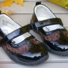 Toddler Circo Shoes Black Patent Leather  6 1/2