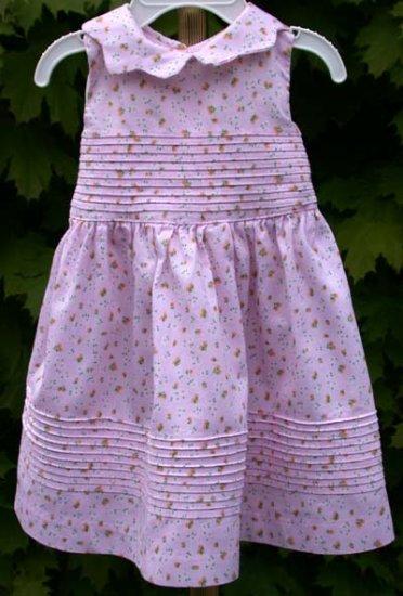 Infant/ Toddler Summer Dress Laura Ashley 12Mo & 18 Mo