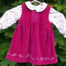 Girls Infant Dress Tommy Hillfiger 6 - 12Mo