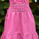 Infant/Toddler Girls Dress Pink Corduroy 12Mo Sprockets