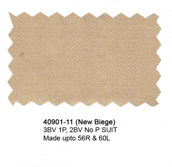 Mantoni Suit Colors Super 140's  year round fabric's