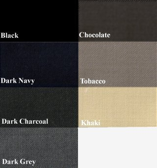 Michaels made to measure suits: Super 140's fabric