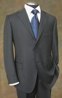 Michaels made to measure suit styles. #140