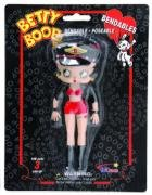 BETTY BOOP AS A BIKER-BENDABLE,POSEABLE FIGURE