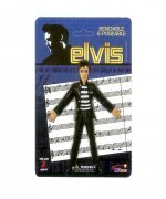 ELVIS PRESLEY JAILHOUSE ROCK BENDABLE FIGURE