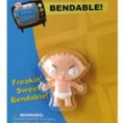 FAMILY GUY-STEWIE DIAPER BENDABLE,POSEABLE FIGURE