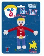 MR. BILL BENDABLE POSEABLE FIGURE