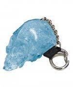 Indiana Jones Crystal Skull Light Up Keychain