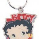 BETTY BOOP-BETTY BOOP FACE CLOSE-UP ENAMEL KEYCHAIN