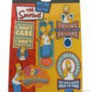 SIMPSONS 5 PACK MAGNET SET