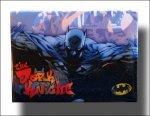 BATMAN-DARK KNIGHT FLYING MAGNET