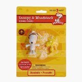 Peanuts  Snoopy Flying Ace-Woodstock Suction Cup