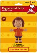 PEANUTS-PEPPERMINT PATTY BENDABLE,POSEABLE FIGURE