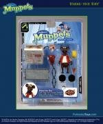 MUPPETS-SERIES FOUR RIZZO THE RAT 6 inch ACTION FIGURE