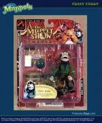 MUPPETS-SERIES TWO CRAZY HARRY 6 inch ACTION FIGURE