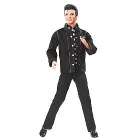 Elvis Presley Jailhouse Rock Barbie Collector Doll