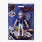 SPEED RACER -  BENDABLE,POSEABLE FIGURE with Suction Hook