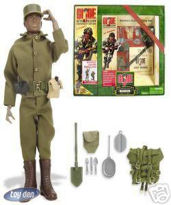 GI JOE 40TH TIMELESS ACTION SOLDIER 12 inch Action Fig