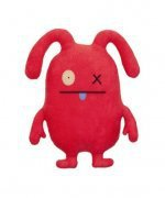 UGLYDOLL - OX UGLYVERSE EDITION 2009 LIMITED COLLECTION  RED UGLYDOLL