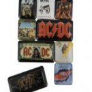 AC/DC MASTERPIECE SET of 9 PIECE ASSORTED MAGNETS