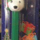 PEZ - CHRISTMAS POLAR BEAR in COLLECTOR PACKAGE